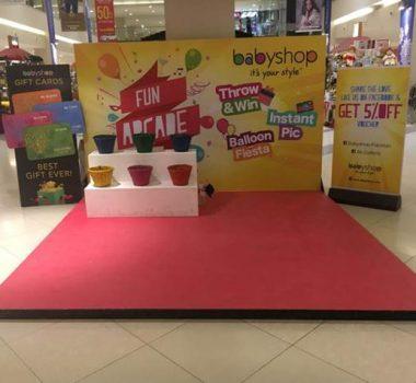 BabyShop Mall Activity
