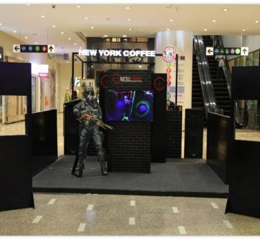 Battle Station Mall Activity