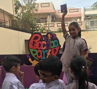 Bachaa Party School Activity
